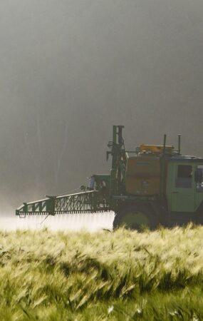 Düngen in der Landwirtschaft