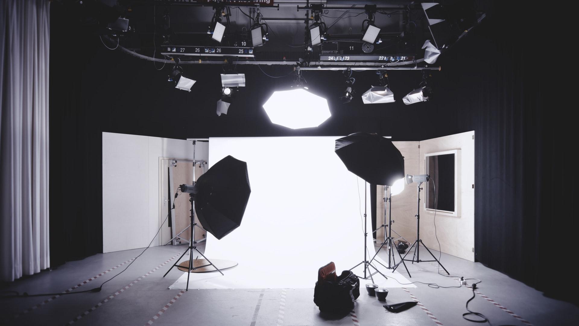Studio einer Erklärvideo Agentur